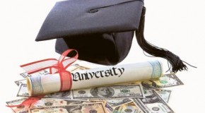 Buy an MBA degree for Dh20,000…