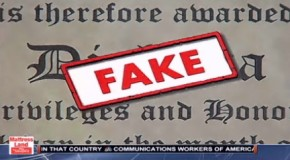 Fake On-line GED Tests Defrauding Americans  By KSEE News