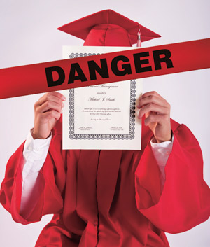 Beware Of Fake Online Degree Scams   Diploma Fraud