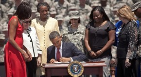 Obama Signs Order to Protect Military Families From Diploma Mills