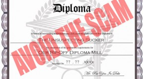What Under-Surface Horrors Await You When You Choose a Diploma Mill?