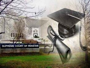 Membership of 2 Punjab MPs suspended over fake degree