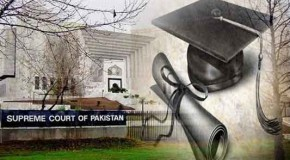 Pakistan apex court suspends MP's membership over fake degree
