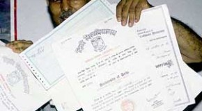 Fake Bangalore University degree certificates surface in Mangalore