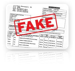 fake paper