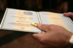 Georgian prosecutor general accused of owning fake diploma