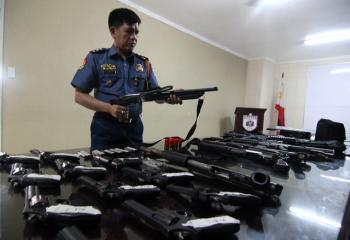 PNPof gun licenses based on fake documents