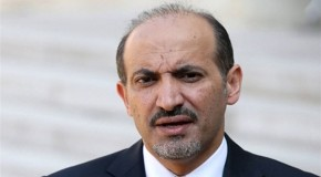 Syrian Opposition Chief's University Degree Fake