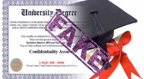 CIAA books teacher with fake degree certificates