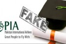Two PM relatives in PIA posses fake degrees