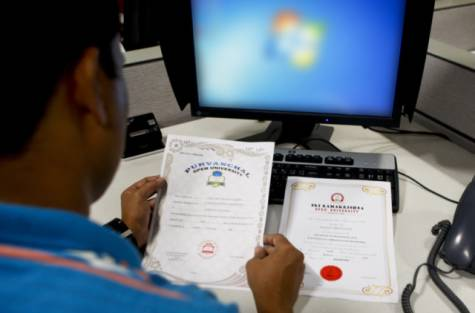 Fake degrees just a phone call away in UAE