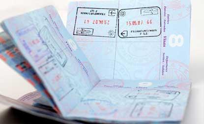 Three Iranians jailed for using fake travel documents