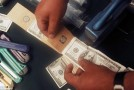 Two held for making fake currency