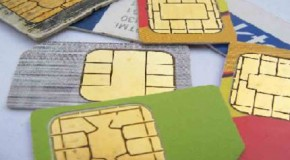 2 held for activating sim cards by using fake docus