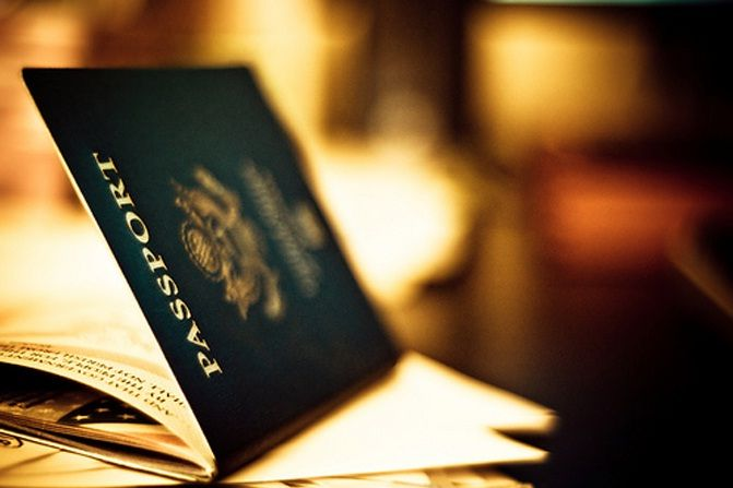 fake documents to travel