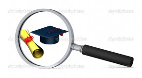 How to Spot a Fake College Degree