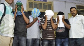 Four held for siphoning off money using fake credit cards