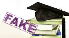 Name and shame fake degree holders