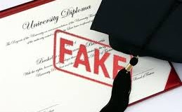 Politicians, Fake Degrees and Plagiarism