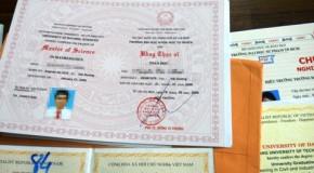 HCM City police break up large fake-diploma trading ring